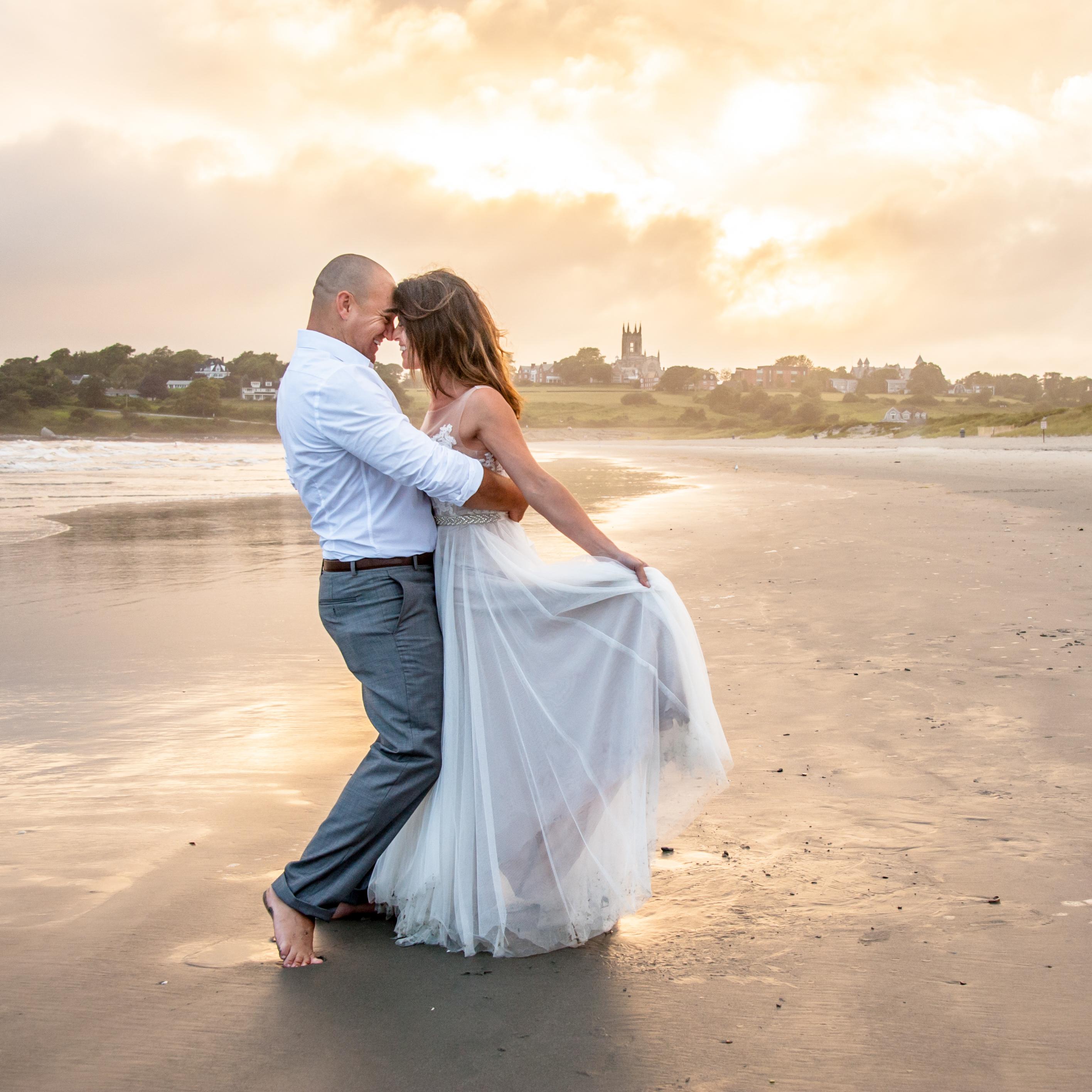 Rhode Island Wedding Photography: Rhode Island Elopement Packages
